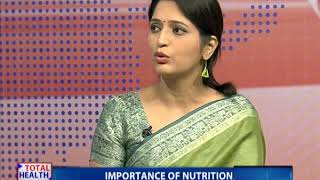 TOTAL HEALTH: Importance of nutrition | 18/03/2018