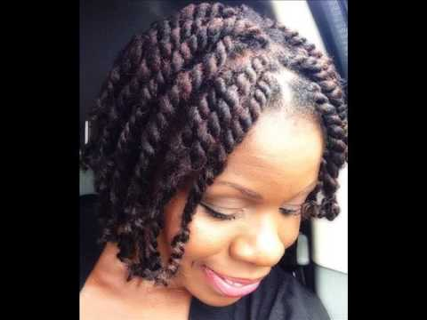 youtube natural hair style twist out styles for hair aka twa 7008 | hqdefault
