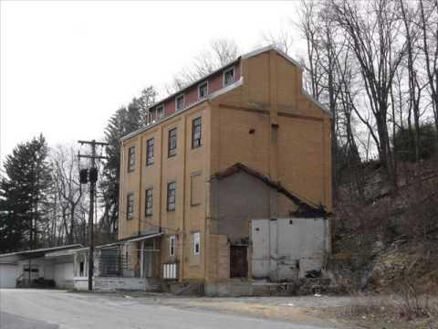 Brookville, PA - USA Cityscapes