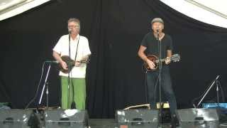 Jimi Hocking and Bert Deivert Blues Mandolin Men