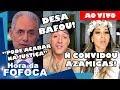 🔴🔥Waack é demitido da Globo; Paulo Gustavo sofre homofobia; Mayra Cardi explica casamento surpresa