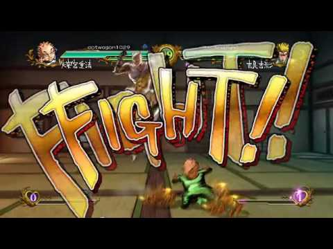 Jojo ASB : Shigekiyo Yangu vs Kira Yoshikage (ver 1.05}