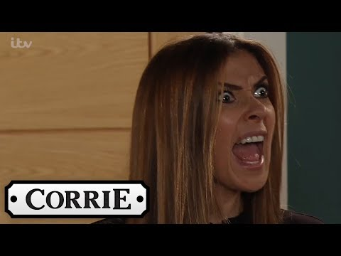 Coronation Street - Michelle Struggles to Hold the Family Together