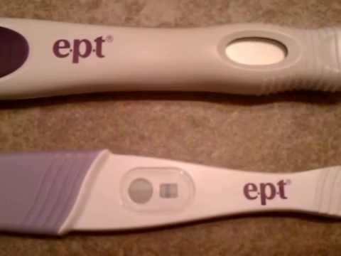 Ept Early Pregnancy Tests Review Clip Youtube