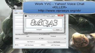 YVC   Yahoo! Voice Chat Work Fine Test By Hakeem www viprasys org