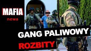 ROSYJSKI GANGSTER WPADŁ W POLSCE. GANG PALIWOWY ROZBITY | Mafia News