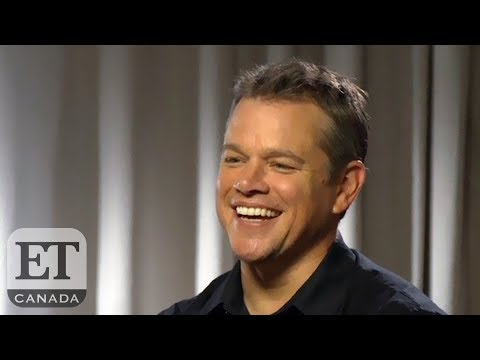 Matt Damon Kicks Off Venice Film Festival | TRENDING