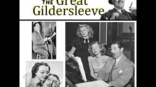The Great Gildersleeve - Acting Police Commissioner