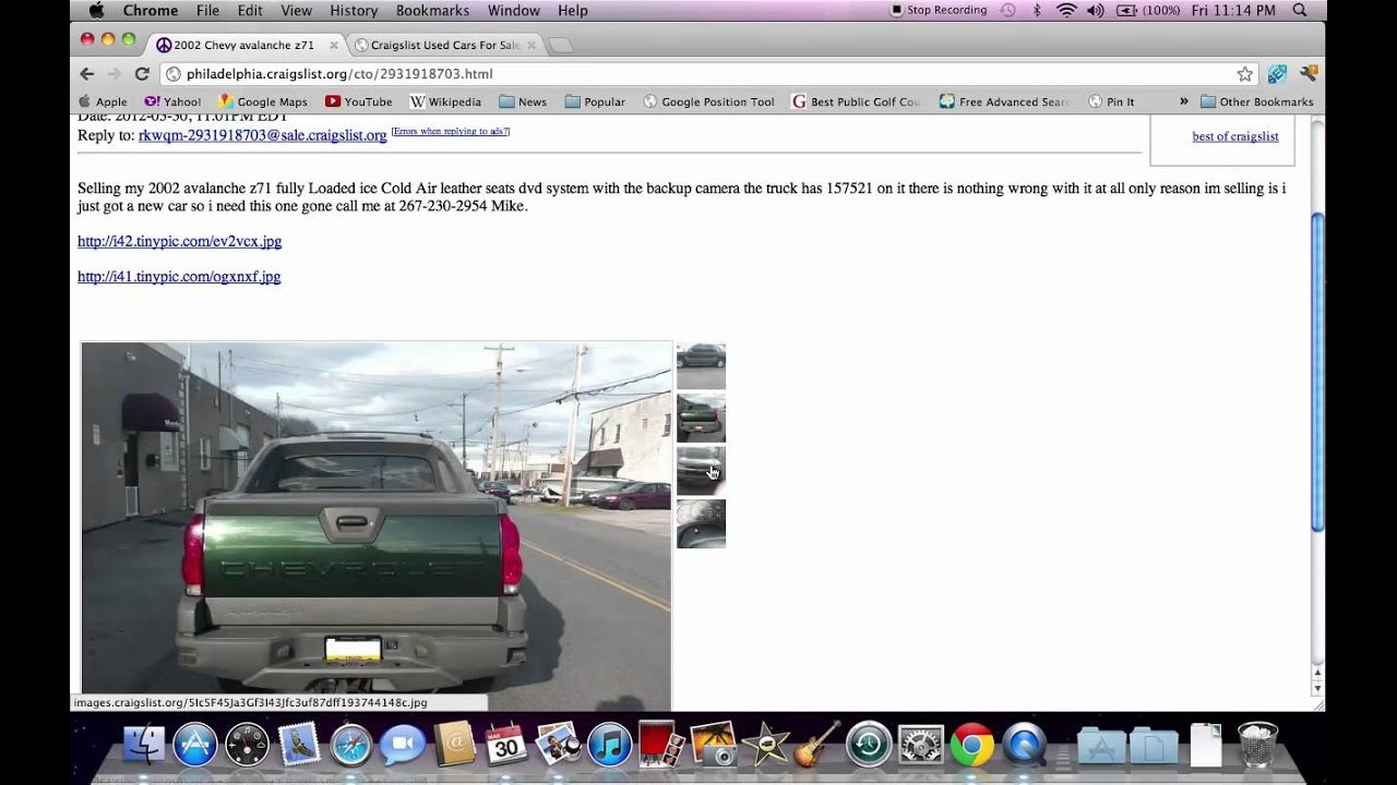 Craigslist Philadelphia Cars For Sale By Owner Used Truck Options Available Youtube
