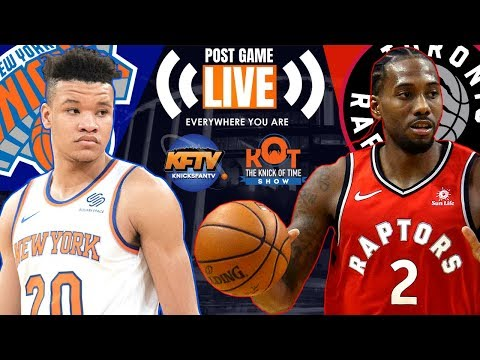 Knicks Fight The Raptors To The End, LOSE 16 STRAIGHT! 😠  Post Game LIVE Fan Reaction  657-383-1509 Mp3