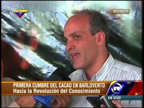 1ª Cumbre del Cacao en Barlovento