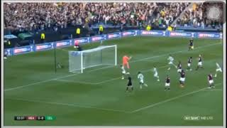 CELTIC 3-0 HEARTS BETFRED CUP SEMI FINAL 2018