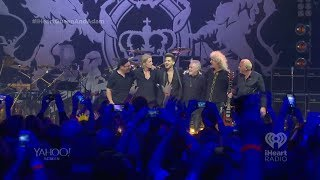 "2014-06-16 iHeartRadio Live ""Don't Stop Me Now"" Queen + Adam Lambert (live stream)"