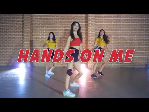 Ariana Grande - Hands On Me | LUCY CHOREOGRAPHY