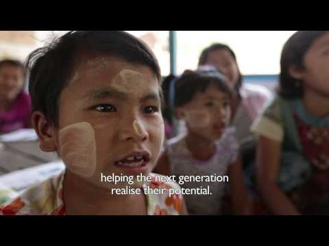 Inspiring the Next Generation with Radio in Myanmar - BBC Media Action