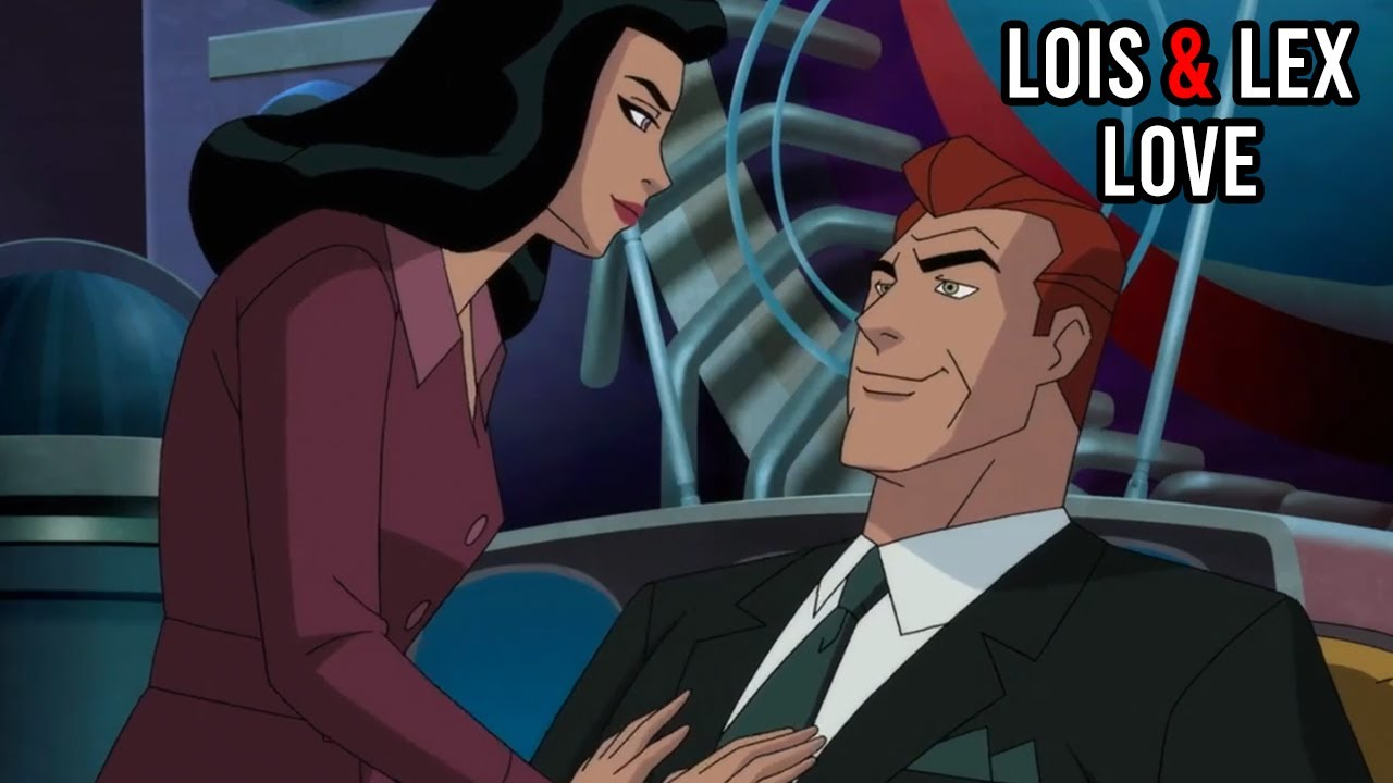 Lois Lane and Lex Luthor | Shared Night