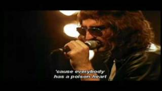 Tequila Baby and Marky Ramone - Poison Heart @ LIVE DVD