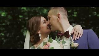 Свадьба в Серебряном Бору Екатерины и Сергея