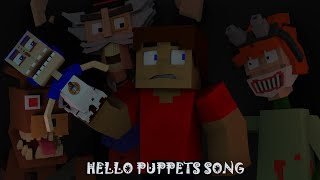 HELLO PUPPETS SONG ▶ Puppets Never Die (Kyle Allen Music)