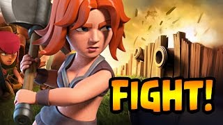 Clash of Clans: FIGHT!  Best of the Best!