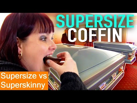 80 STONE Coffin | Supersize Vs Superskinny | S05E01 | How To Lose Weight | Full Episodes