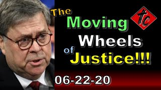 The Moving Wheels of Justice!!!