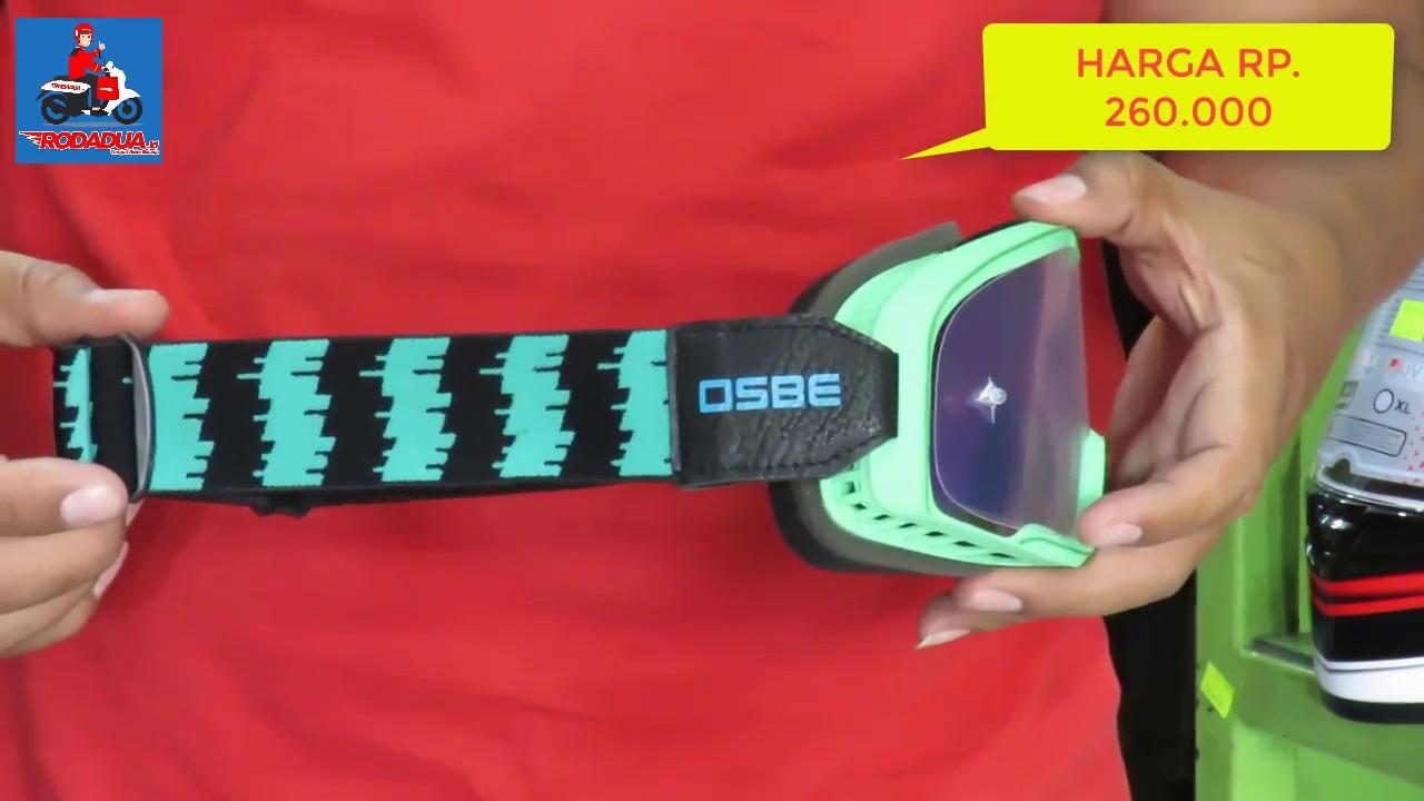 Review Goggle Cross Barstow Kacamata Anti Fox Embun Youtube Google Osbe