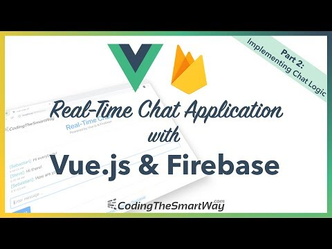 Building A Real-Time Chat Application With Vue.js And Firebase - Part 2