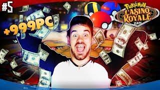 💵¡¡NOS HACEMOS MILLONARIOS!!💵 - ♦️♠️ Pokémon Casino Royale ♣️♥️ #5