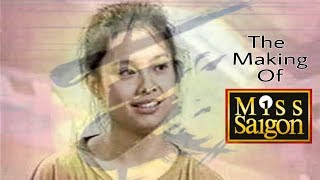 The Making Of Kim #LeaSalonga | DOCUMENTARY | #MissSaigon  Auditions•Casting•Rehearsals•Production