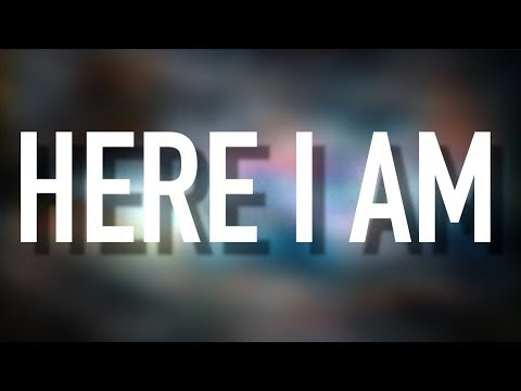 Here I Am - [Lyric Video] Lincoln Brewster