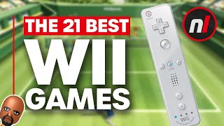 The 21 Best Ninтendo Wii Games of All Time
