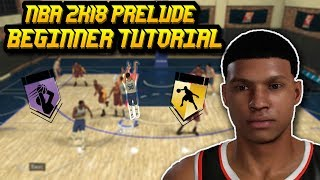 PERFECTING NEW SHOT METER! | NBA 2K18 PRELUDE | 2KU BEGINNER TUTORIAL