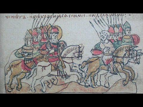 Битвы на Калке. Русь и Орда