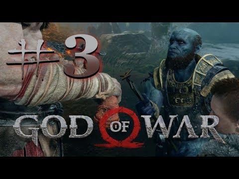 #3 IL NANO POCO FURTIVO - God of War (PS4) [Wui Play]