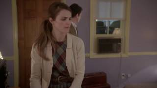 The Americans 1x01 - Elizabeth and Philip arrive in America
