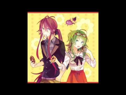[ GUMI & Gakupo ] CANDY CANDY [ VOCALOID Duet ]