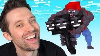 WERWOLF LEVEL 10 IST UNBESIEGBAR! Minecraft