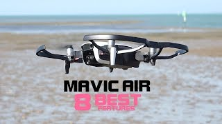 Mavic Air - 8 of the BEST Features & Functions | DansTube.TV