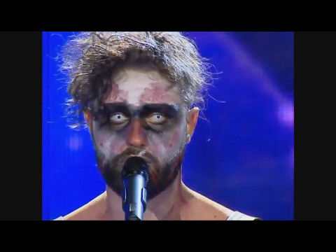 Great Perfomances of Heavy Metal songs in another programs