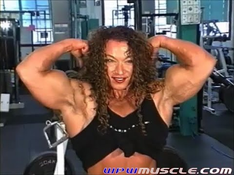 Female Bodybuilder Colette Guimond – V502 Video Preview 2