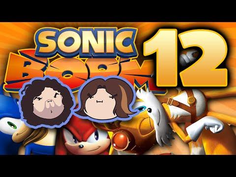 Sonic Boom: Metalheads - PART 12 - Game Grumps