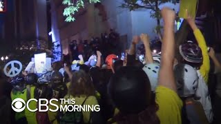 Man killed in Austin, Texas, as weekend protests turn violent