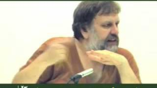 Slavoj Zizek. Materialism and Theology. 2007 8/8