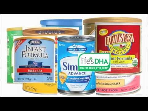 DHA and ARA in Infant Formula - Linked to Infant Illness