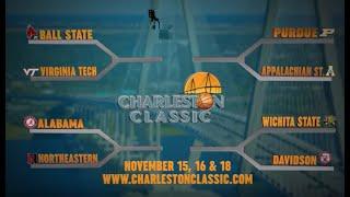 2018 Charleston Classic Bracket Reveal thumbnail