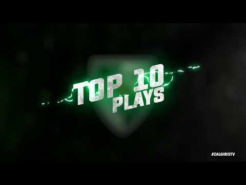 TOP-10 Zalgiris moments in the first part of 2017-2018 Euroleague season