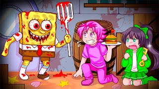 Don't Let Roblox Sponge Find You...