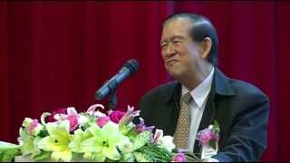 Education for Human Values by Dr Art Ong Jumsai Na Ayudhya NASA scientist HWS 2013 Part 1
