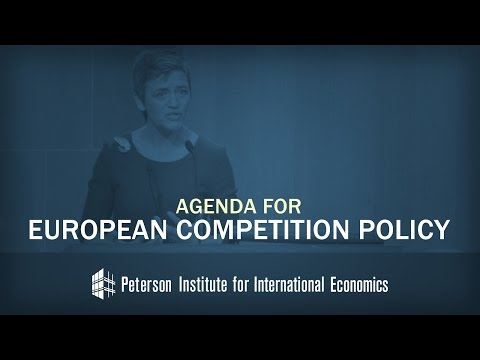 Margrethe Vestager: Agenda for European Competition Policy